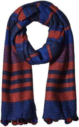 Collection XIIX Women's Tribeca Reversible Square with Poms