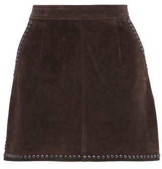 Frame Mini skirt