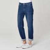 The White Company Brompton Boyfriend Jeans - Indigo