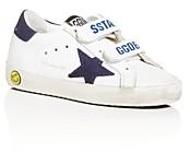 Golden Goose Unisex Old School Low-Top Sneakers - Baby, Walker, Toddler