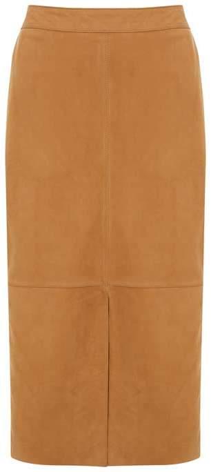 523a588927 Velvet Skirt - ShopStyle UK