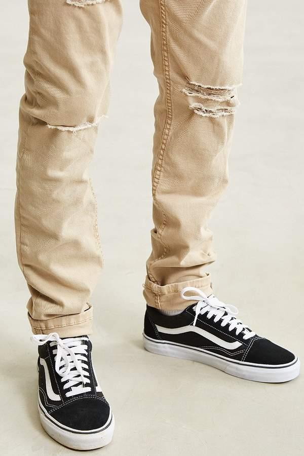 brand BDG BDG Destructed Tan Skinny Jean