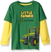 John Deere Toddler Boys Little Farmer Tee