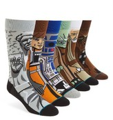 Stance Men's Star Wars(TM) Light Side 6-Pack Socks