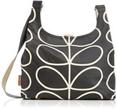 Orla Kiely Core Linear Midi Sling Shoulder Bag