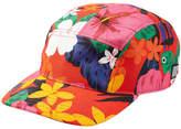 Ami Printed Cotton Baseball Cap