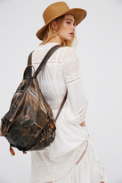 Giorgio Brato Womens SALERNO LEATHER BACKPACK