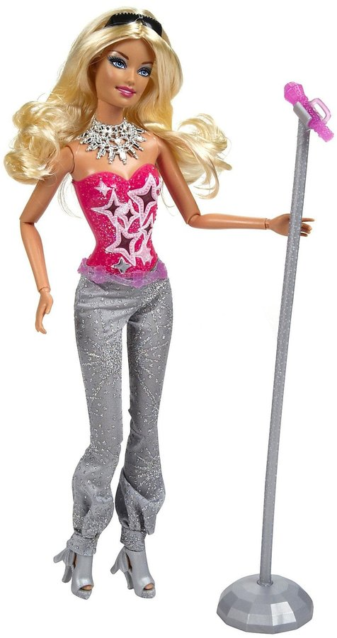 Barbie Fashionistas In The Spotlight Glam Doll