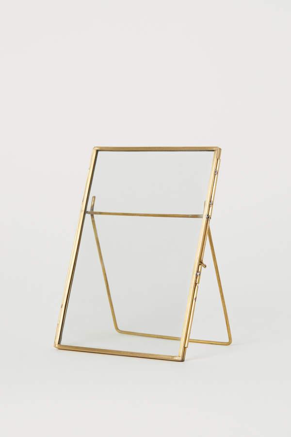 H&M Metal Photo Frame