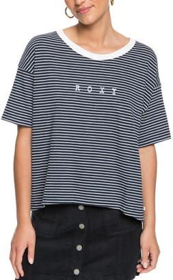 Roxy Infinity Is Beautiful Stripe T-Shirt