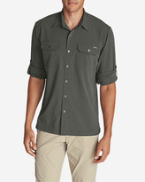 Eddie Bauer Men's Departure Long-Sleeve Shirt