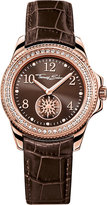 Thomas Sabo Glam And Soul Brown And Rose Three-hand Watch