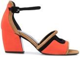 Pierre Hardy colour-block sandals