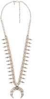 Natalie B Moon Rise Naja Necklace