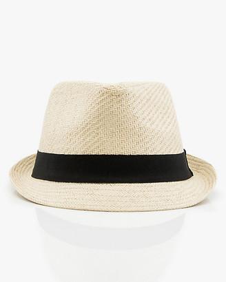Le Château Fedora Straw Hat
