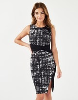 Lipsy Asymmetric Printed Dress