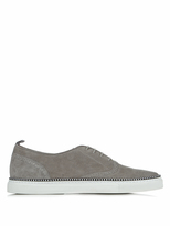 Tabitha Simmons Tate low-top suede trainers