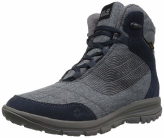 Jack Wolfskin Women's Seven Wonders Texapore MID W Waterproof Casual Comfort Boot Snow