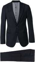 Giorgio Armani peaked lapel two-piece suit
