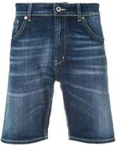 Dondup faded raw edge shorts