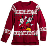Disney Mouse Holiday Sweater for Women