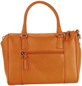 Hadaki Russet Valeria's Leather Satchel