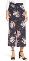 Rebecca Taylor Women's Phlox Floral Print Silk Pants