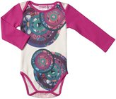 Desigual Knitted Bodysuit (Baby) - Fuchsia Rose-24 Months
