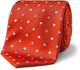 David Jones Two Tone Spot Tie