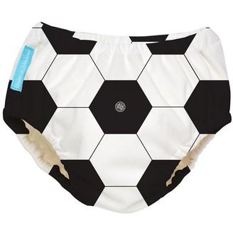 Charlie Banana 2-in-1 Swim Diaper - Soccer - X Large