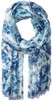 Polo Ralph Lauren Butterfly Floral Scarf Scarves