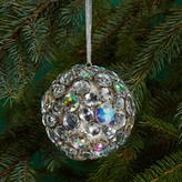 Bloomingdale's Rhinestone Studded-Ball Ornament - 100% Exclusive