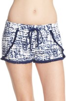 PJ Salvage Women's Print Jersey Shorts