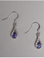 Autograph Organic Teardrop Earrings MADE WITH SWAROVSKI® ELEMENTS