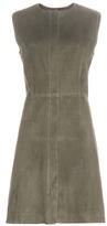 Balenciaga Suede dress
