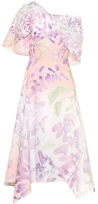 Peter Pilotto Floral cotton dress