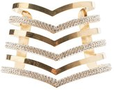 Charlotte Russe Plus Size Caged Cuff Bracelet