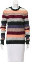 Etoile Isabel Marant Wool-Blend Striped Sweater