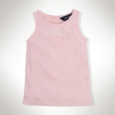 Solid Cotton Tank