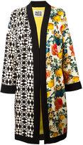 Fausto Puglisi printed kimono