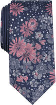 Bar III Men's Lama Floral Skinny Tie, Created for Macy's