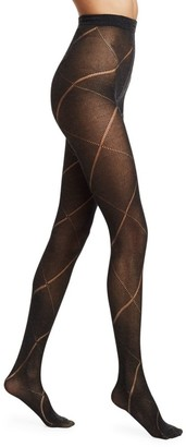 Fogal Sommette Stretch-Cashmere Pantyhose