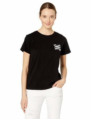 Roxy Women's Le Fun in Le Sun Boyfriend T-Shirt
