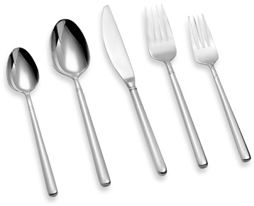 Gingko International Svelte 20-Piece Flatware Set