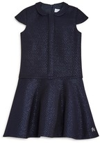 Tartine et Chocolat Girls' Shimmer Jacquard Dress - Sizes 2-6