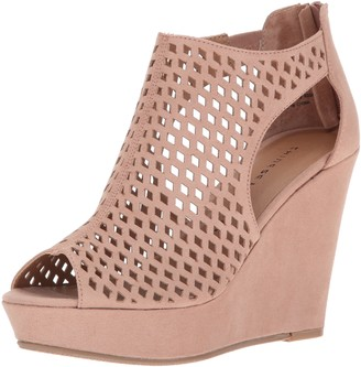 Chinese Laundry Women's Indie Micro Suede Wedge Sandal
