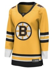 Authentic Nhl Apparel Boston Bruins Women's Breakaway Special Edition Jersey