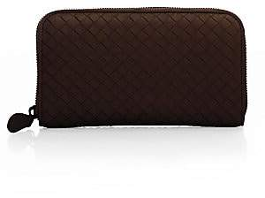 Bottega Veneta Women's Zip-Around Leather Wallet