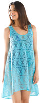 Chico's Crocheted Swim Cover-Up Dress