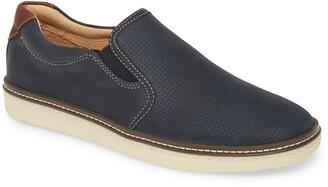 Johnston & Murphy McGuffy Slip-On Sneaker